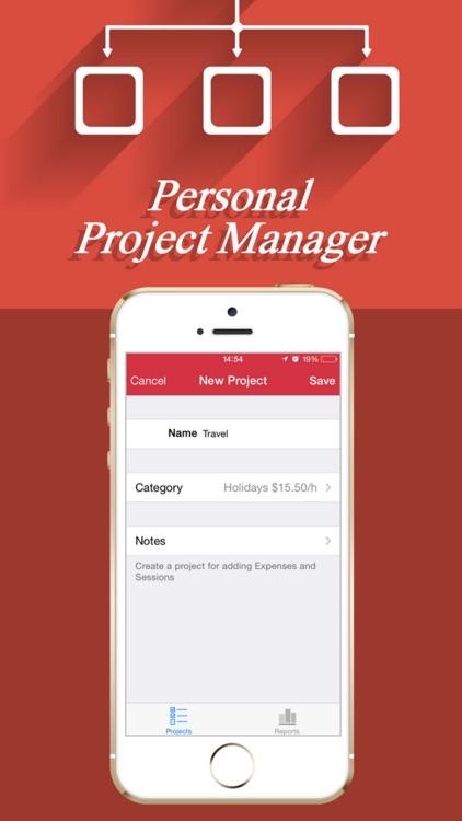 Project Manager, Sheduler for Freelancer screenshot-3