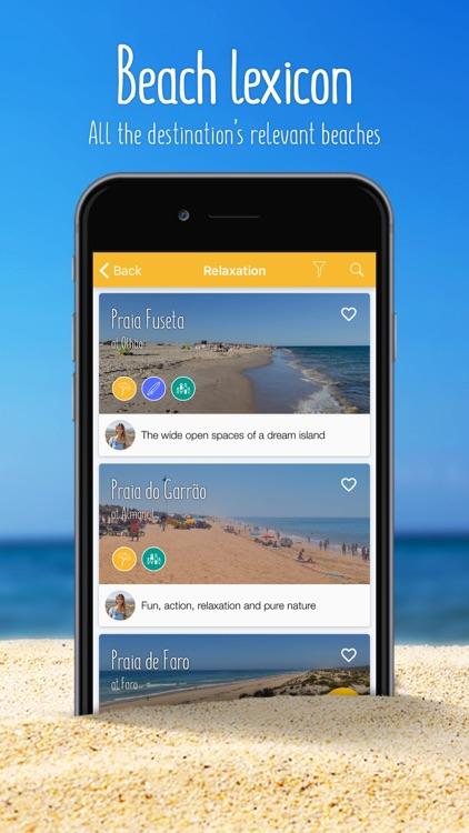 Algarve: Travel guide beaches