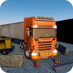 Truck Parking Adventure 3D