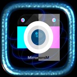 Photo Mirror-free