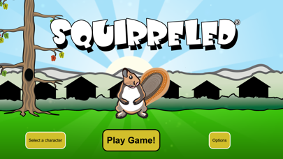 Screenshot from SQUIRRELED