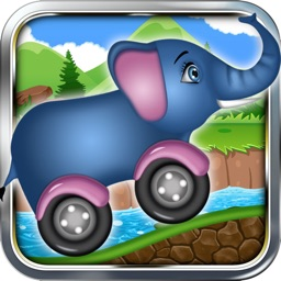 Kidzee - Animal Cars Racing Game for Kids