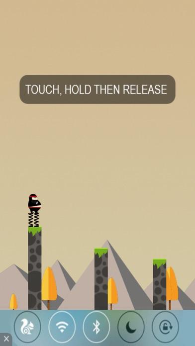 Crazy Draw Ninja Jump Free screenshot two