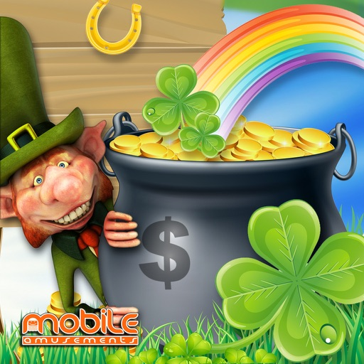 Crock O'Gold Rainbow Riches Slots FREE icon