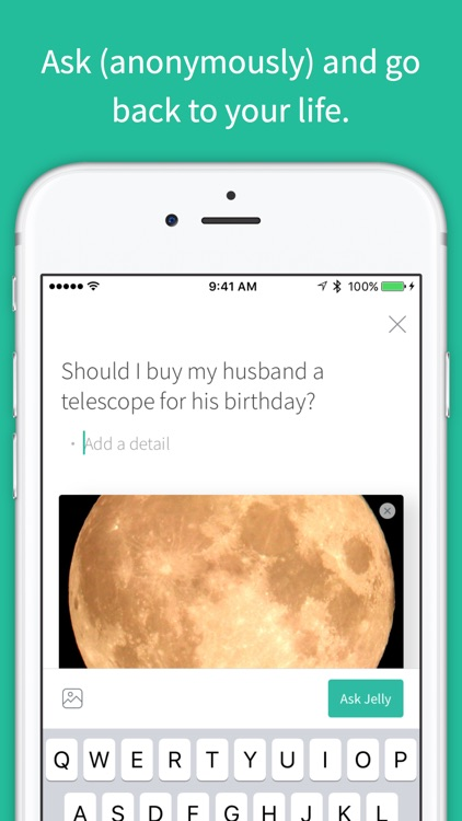 Jelly — a search engine for busy people screenshot-3
