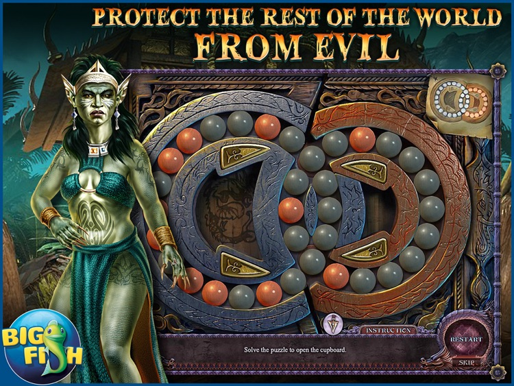 Secrets of the Dark: Eclipse Mountain Collector's Edition HD - A Hidden Object Adventure