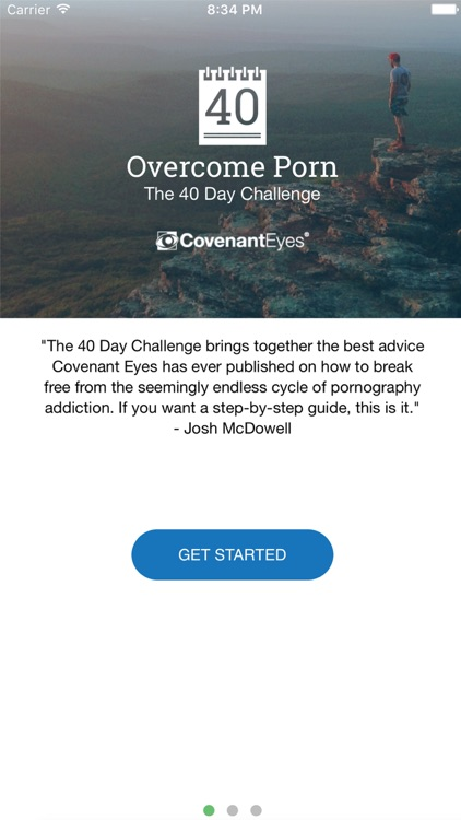 Overcome Porn: 40 Day Challenge