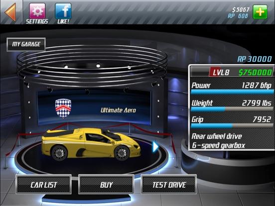 Drag Racing Classic для iPad