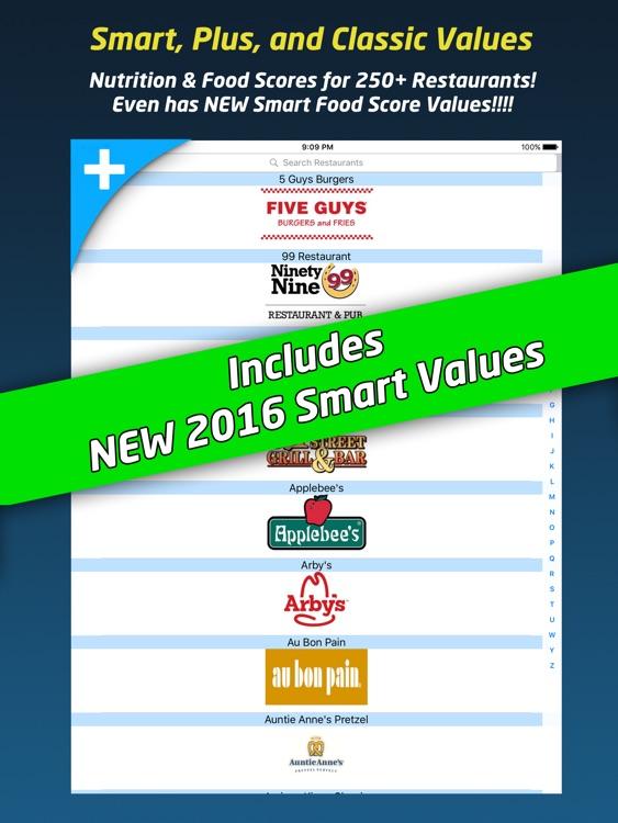 Restaurant Guide - Smart Fast Food Nutrition App