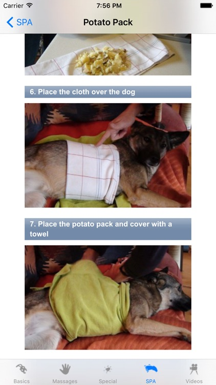 Physiotherapy for dogs screenshot-3