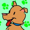 App for Dog FREE - Puppy Painting, Button and Clicker Training Activity Games for Dogs