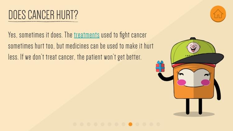 Kids' Guide to Cancer screenshot-3