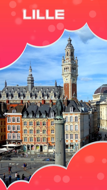 Lille City Travel Guide
