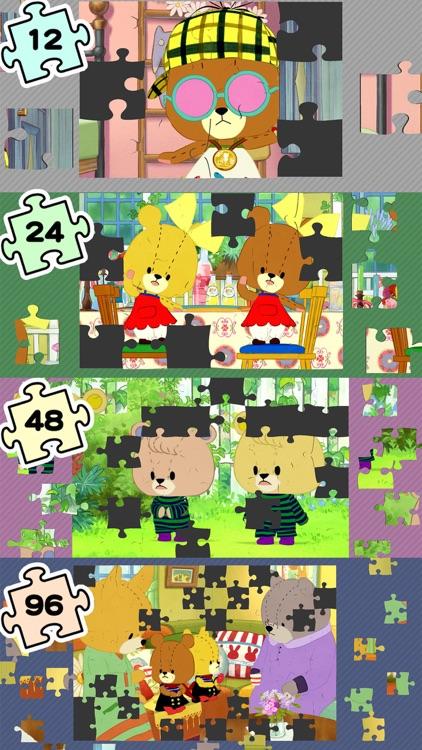 がんばれ!ルルロロのジグソーパズル 2 screenshot-3