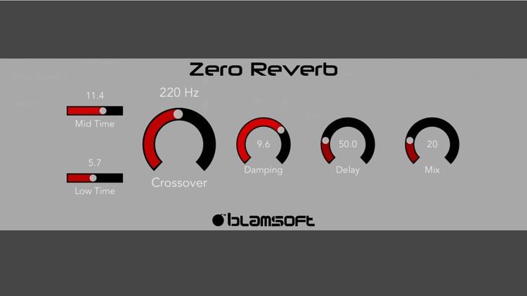 Zero Reverb