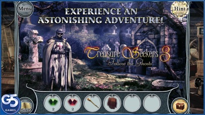 Treasure Seekers 3: Follow the Ghosts, Collector's Edition-0