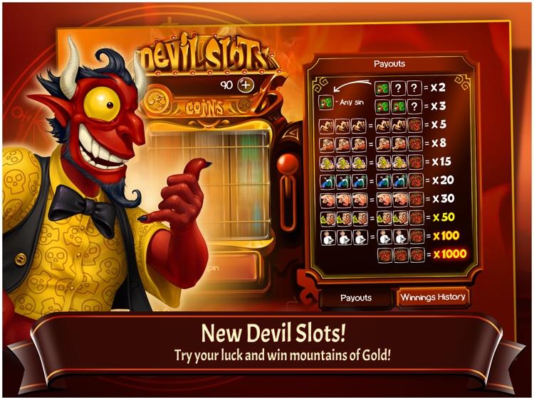 Doodle Devil™ HD screenshot-3