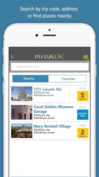 MyPark Parking