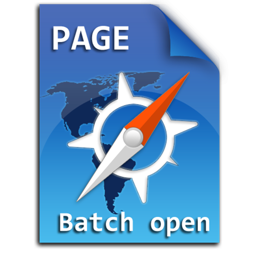 Batch Open Page