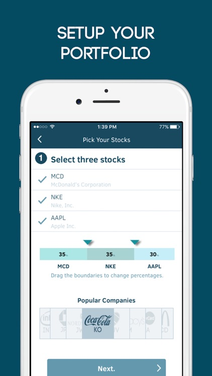 Contango: The Stock Market Gaming App