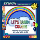 Searchlight® Kids: Let's Learn Colors icon
