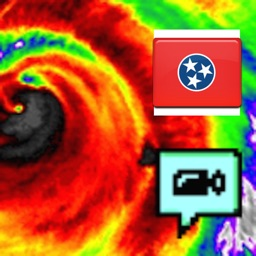 Tennessee NOAA Radar with Traffic Cameras 3D Pro