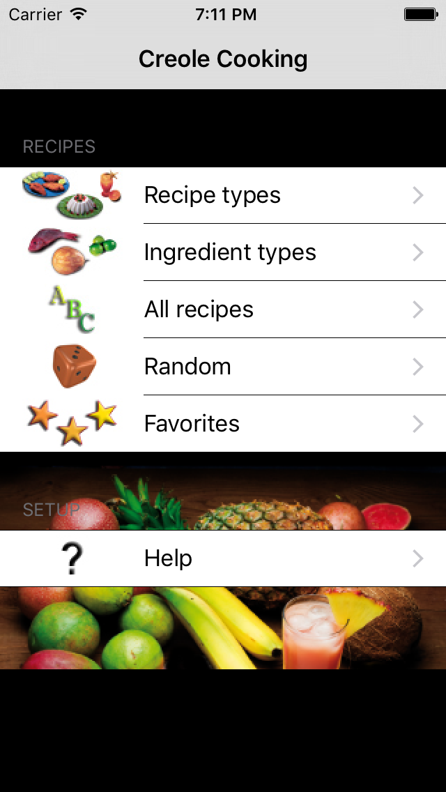 Creole Cooking review screenshots