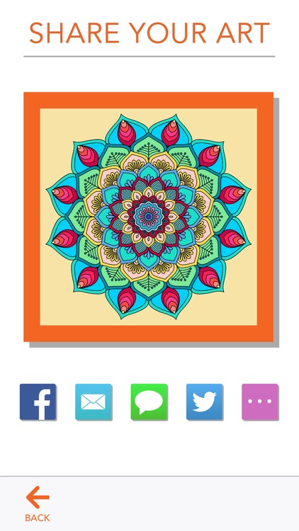 ColorArt Coloring Book screenshot-1