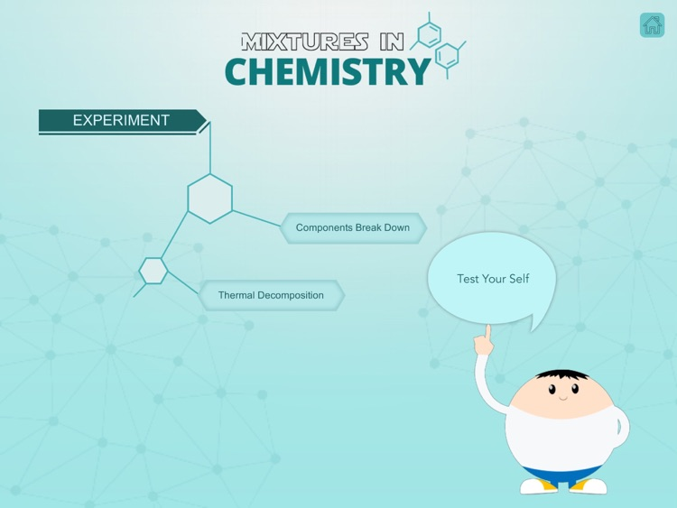 Mixtures in Chemistry screenshot-3