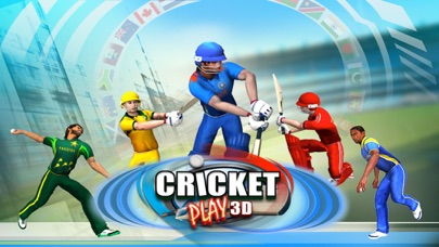 Cricket Play 3D - Live The Game (World Pro Team Challenge Cup 2016)-0