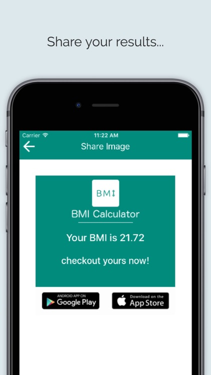 BMI Calculator App screenshot-3
