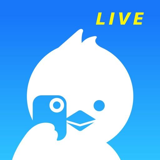 ツイキャス・ライブ - 動画やラジオの無料配信ツール