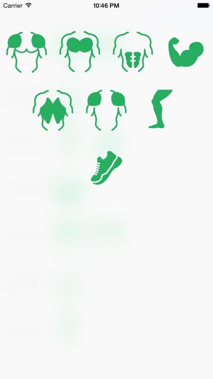 Gym Calendar Light screenshot-0
