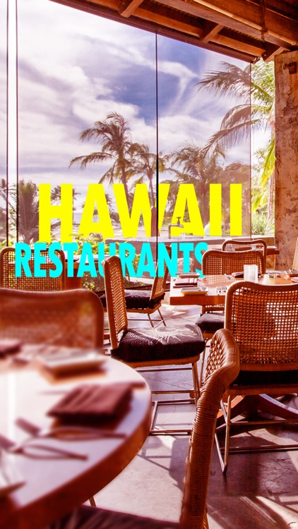 Hawaii Restaurants screenshot-0