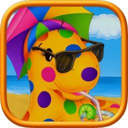 Dino-Buddies – Hit The Beach Interactive eBook App (English)