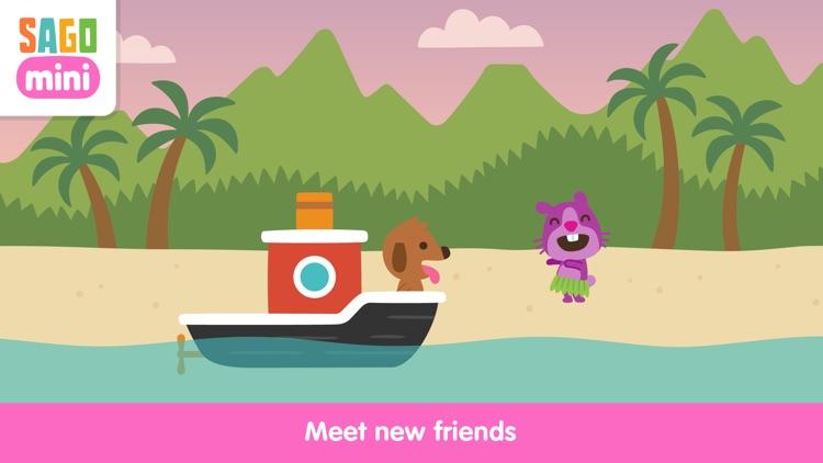 Sago Mini Boats screenshot-3