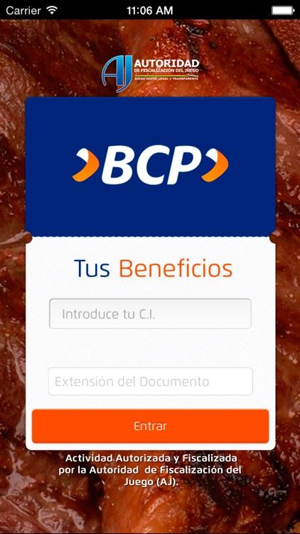 Tus Beneficios BCP Bolivia