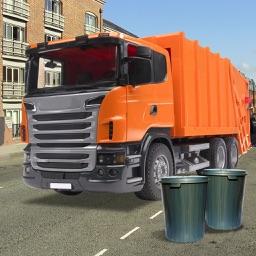 Drive Garbage truck Simulator