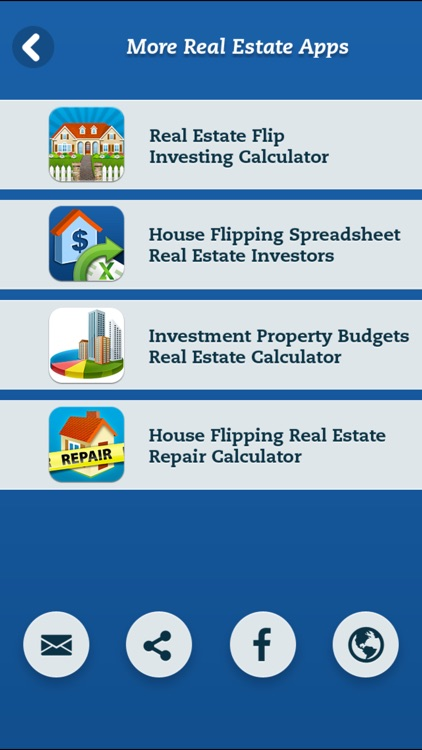 House Flipping Spreadsheet Real Estate Investors screenshot-4