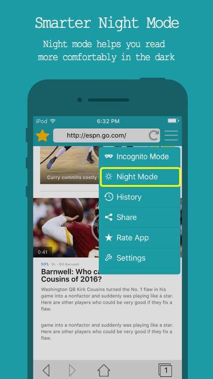 Best Internet Browser - Secure Web Browsing screenshot-3