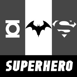 Best Superhero Quiz - Guess Most Popular Anime & Cartoon Superheroes Characters Names