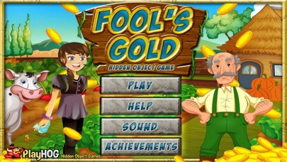 Fools Gold Hidden Object Games screenshot three