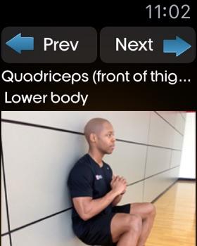 Body Building Exercises + screenshot 14