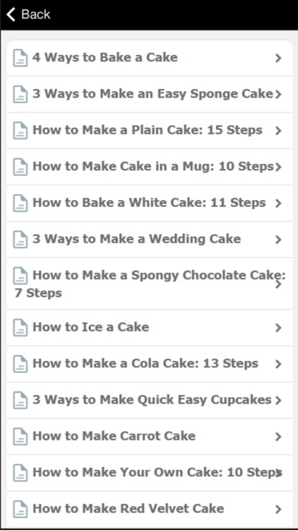 How to Make Cake - Easy Cake Recipes