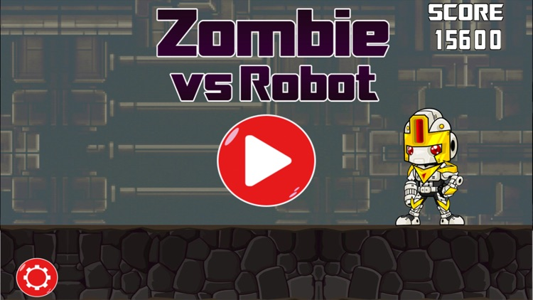 Zombies vs Robot game