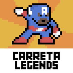 Ícone do app Carreta Legends: Heróis do Furacão
