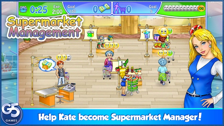 Supermarket Management (Full) screenshot-0