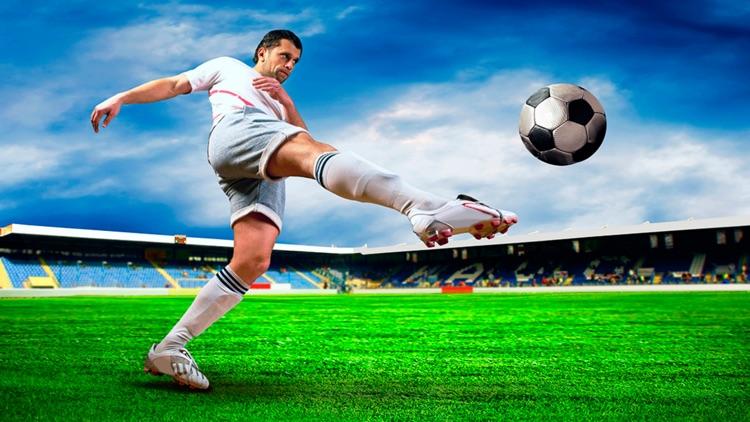 Soccer Game HD 2016 screenshot-3