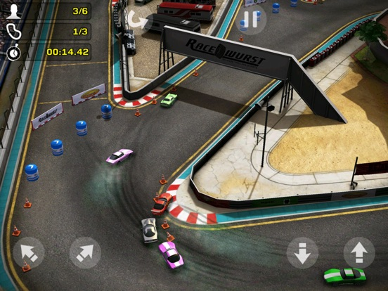Скачать Reckless Racing 2