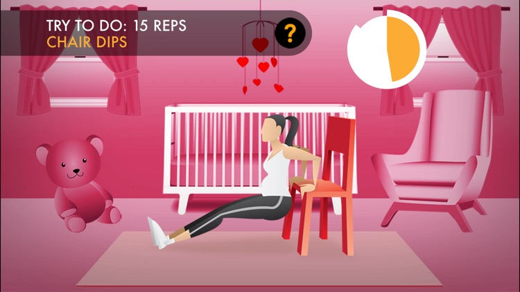 New Mom Workout: Post Pregnancy Exercises With Baby screenshot-4
